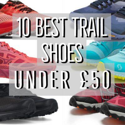 Best Trail Running Shoes Under £50