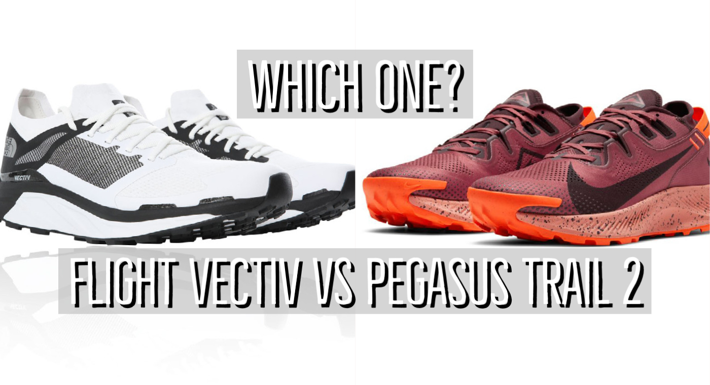 Flight VECTIV Vs Pegasus Trail 2(