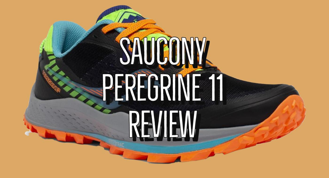 Saucony Peregrine 11 Review