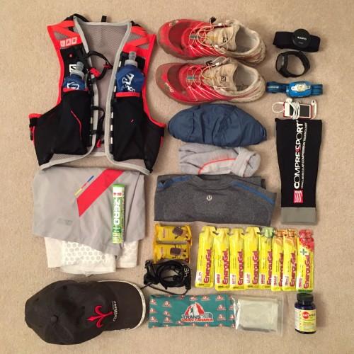 Ultrarunning Race Kit