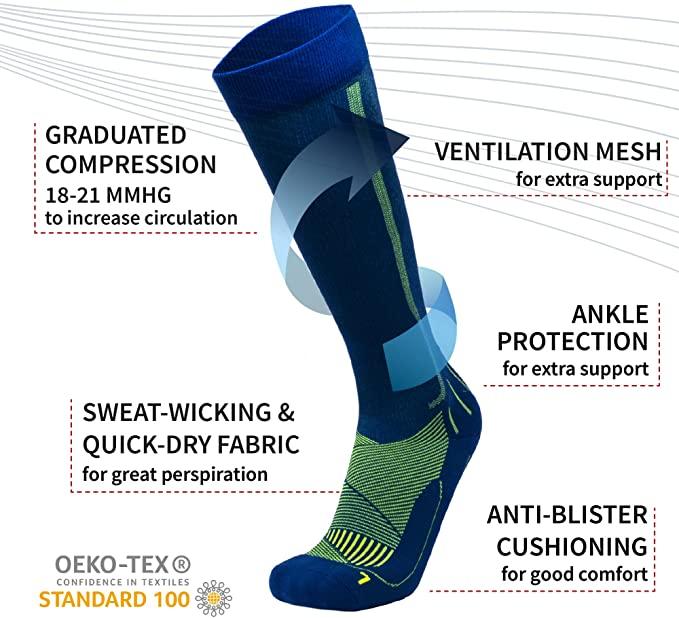 running socks for plantar fasciitis