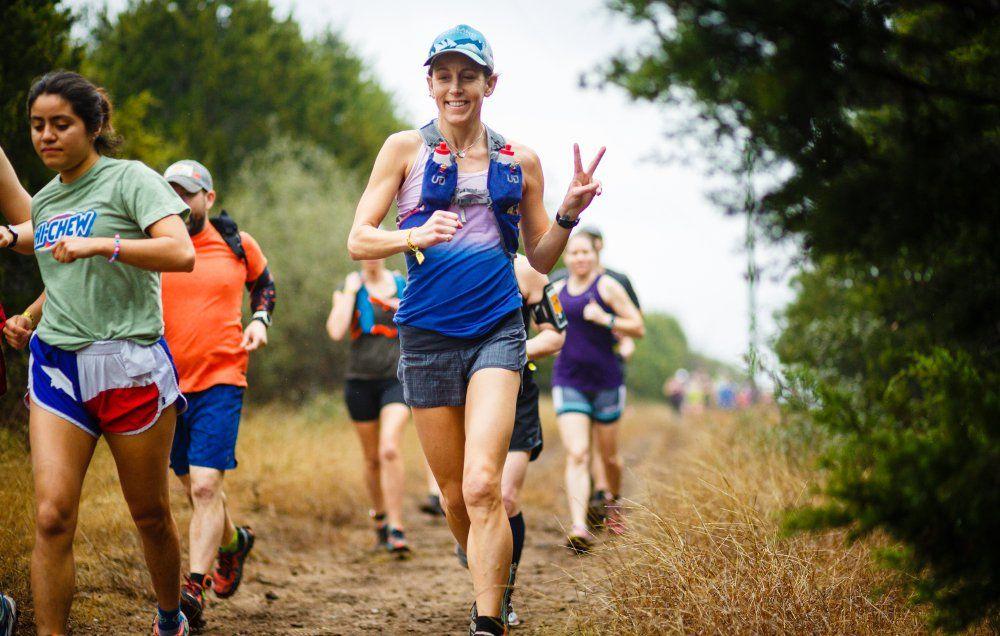 Runninh A Ultramarathon