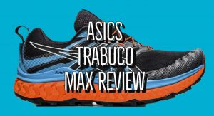 ASICS Trabuco Max Review