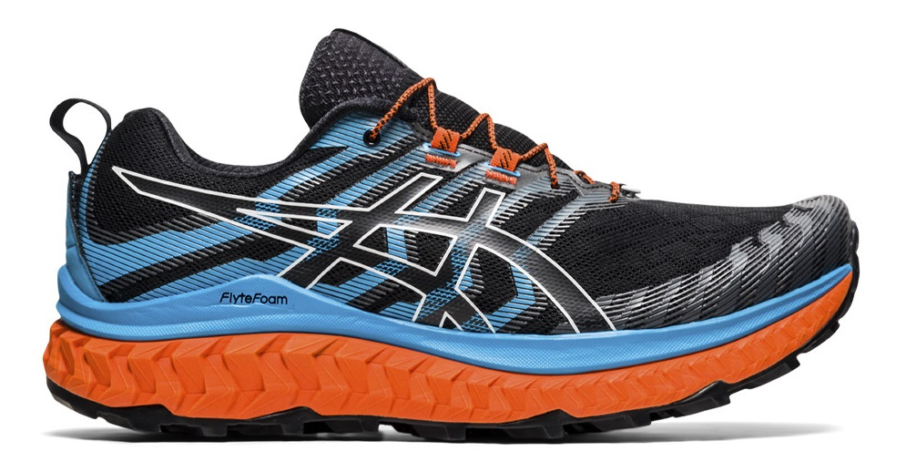 ASICS Trabuco Max Review Of The Midsole