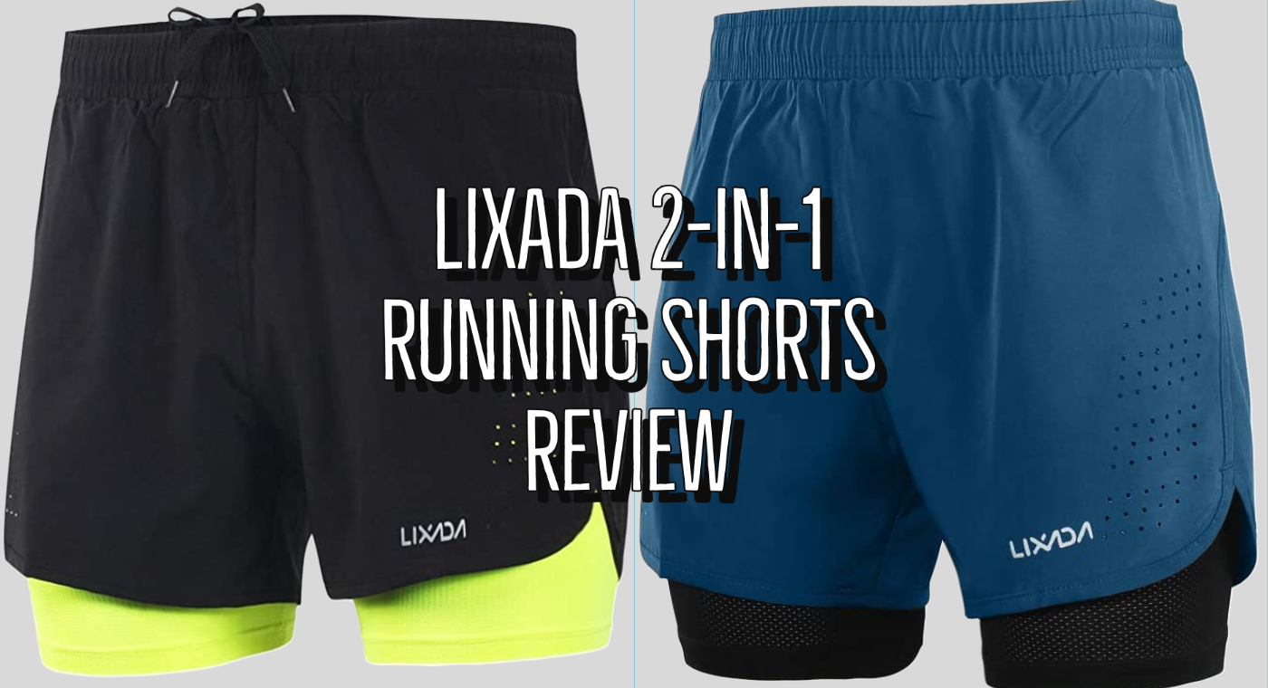 Lixada 2-in-1 Running Shorts Review
