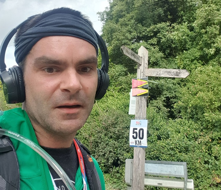 North Downs 50K Ultra - Backpack