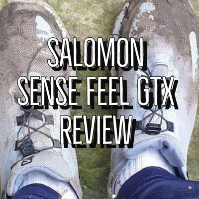 Salomon Sense Feel GTX Review