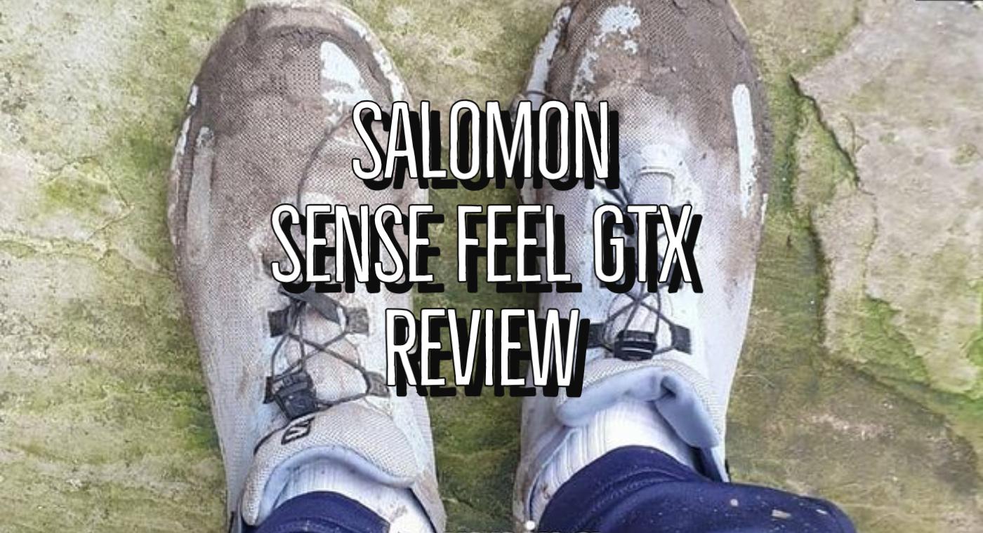 Salomon Sense Feel GTX Review