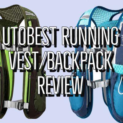 UTOBEST Running Vest Backpack