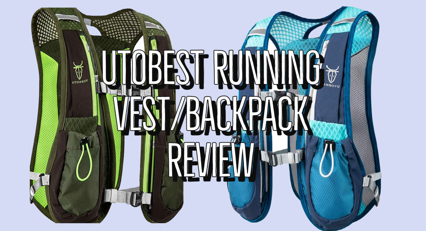 UTOBEST Running Vest Backpack