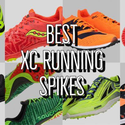 best XC running spikes