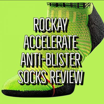 Rockay Accelerate Anti-Blister Socks Review