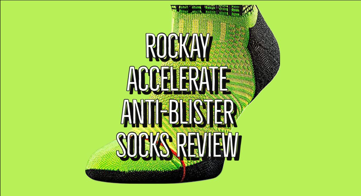 Rockay Accelerate Anti-Blister Socks Review