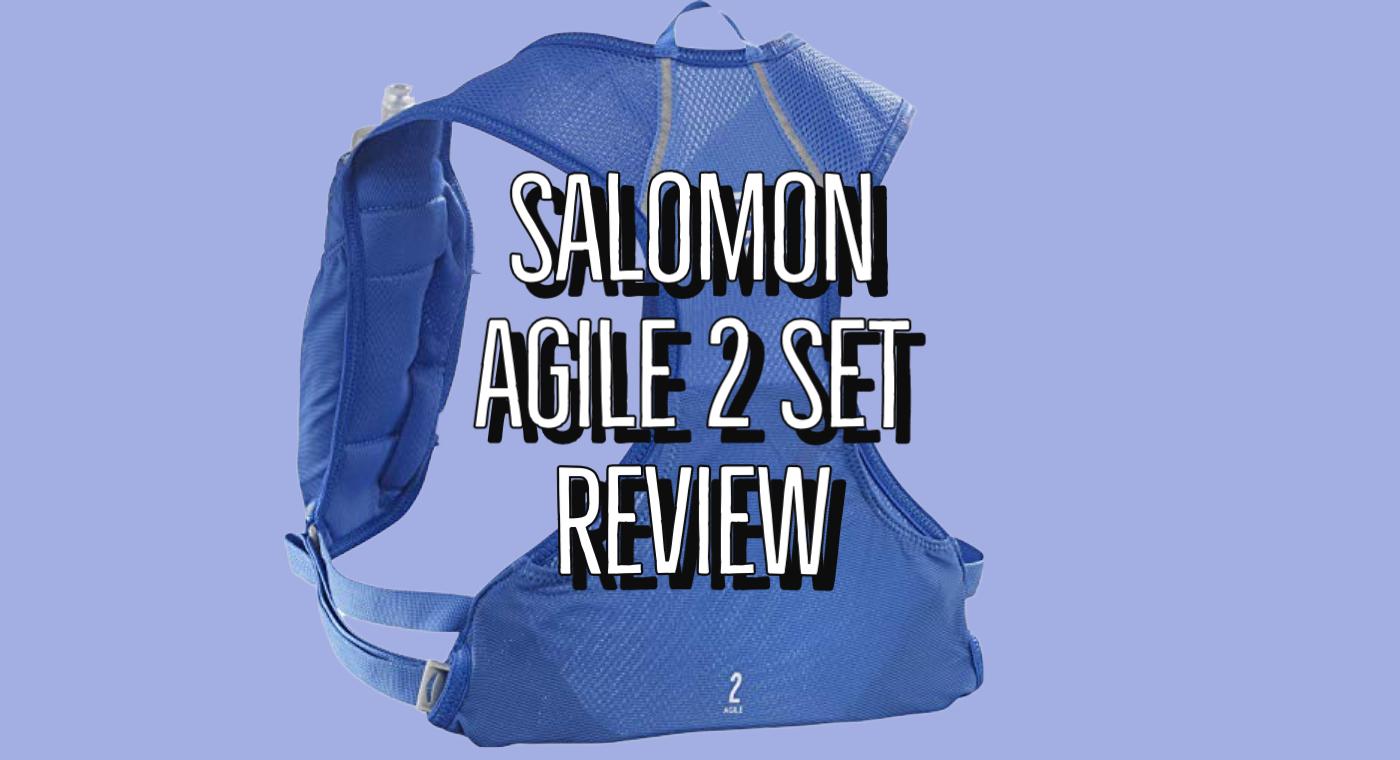 Salomon Agile 2 Set Review