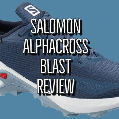 Salomon Alphacross Blast Review