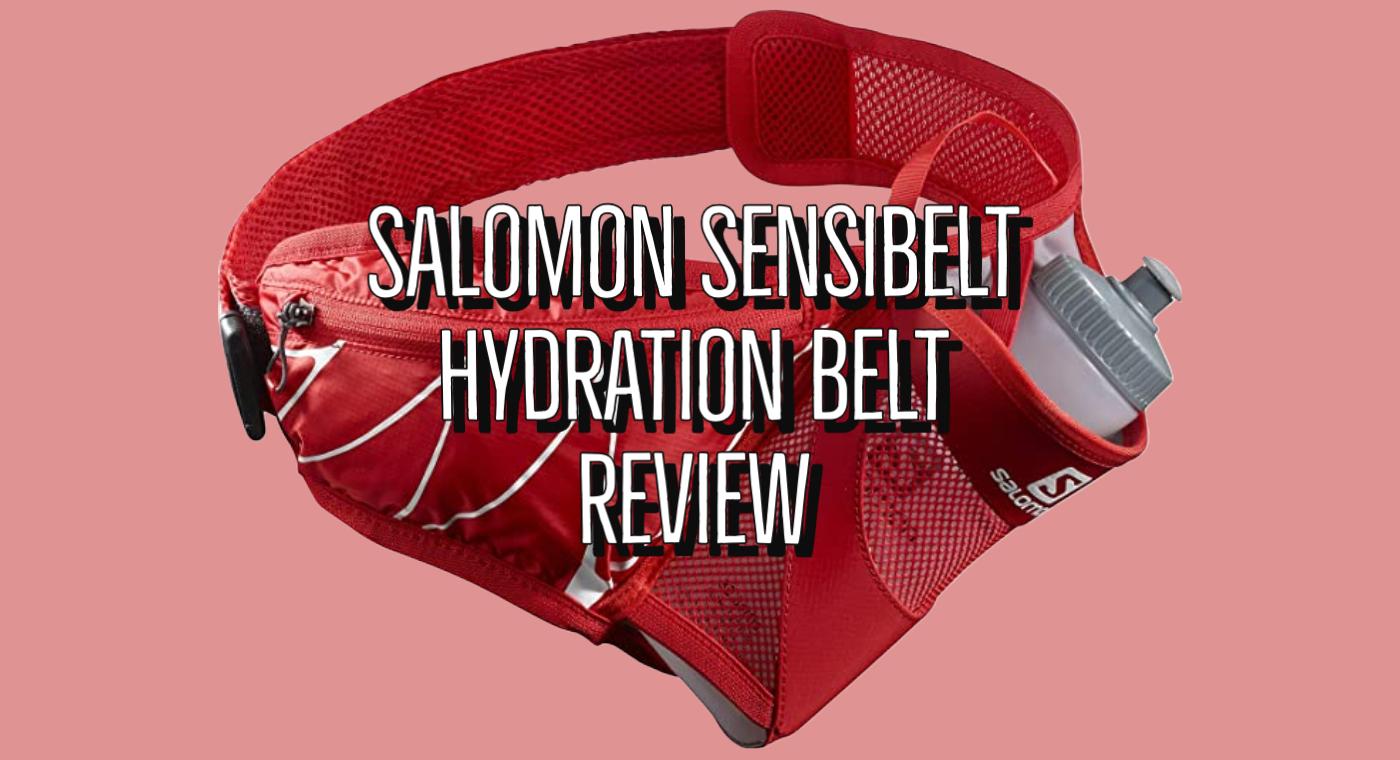 Salomon Sensibelt Hydration Belt Review