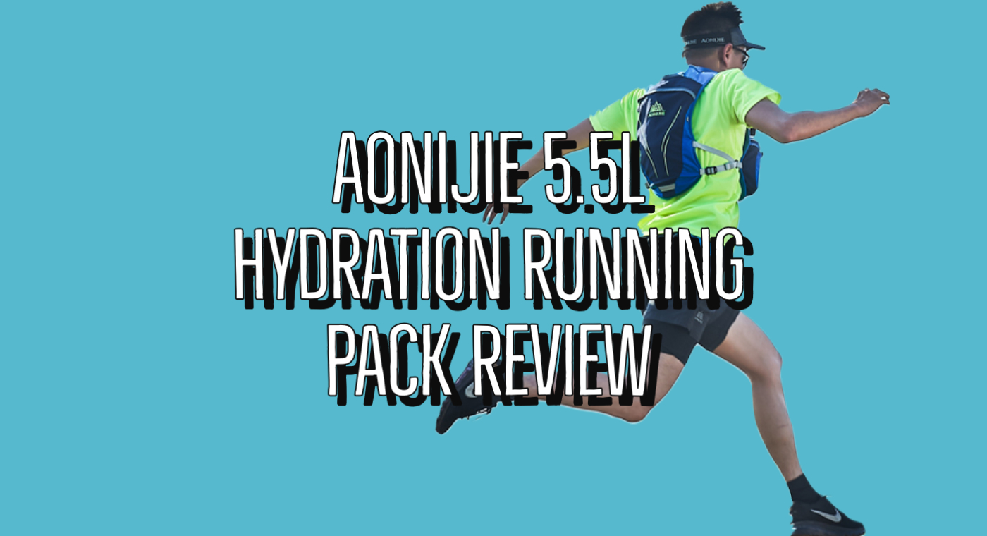 AONIJIE 5.5L Hydration Running Pack Review