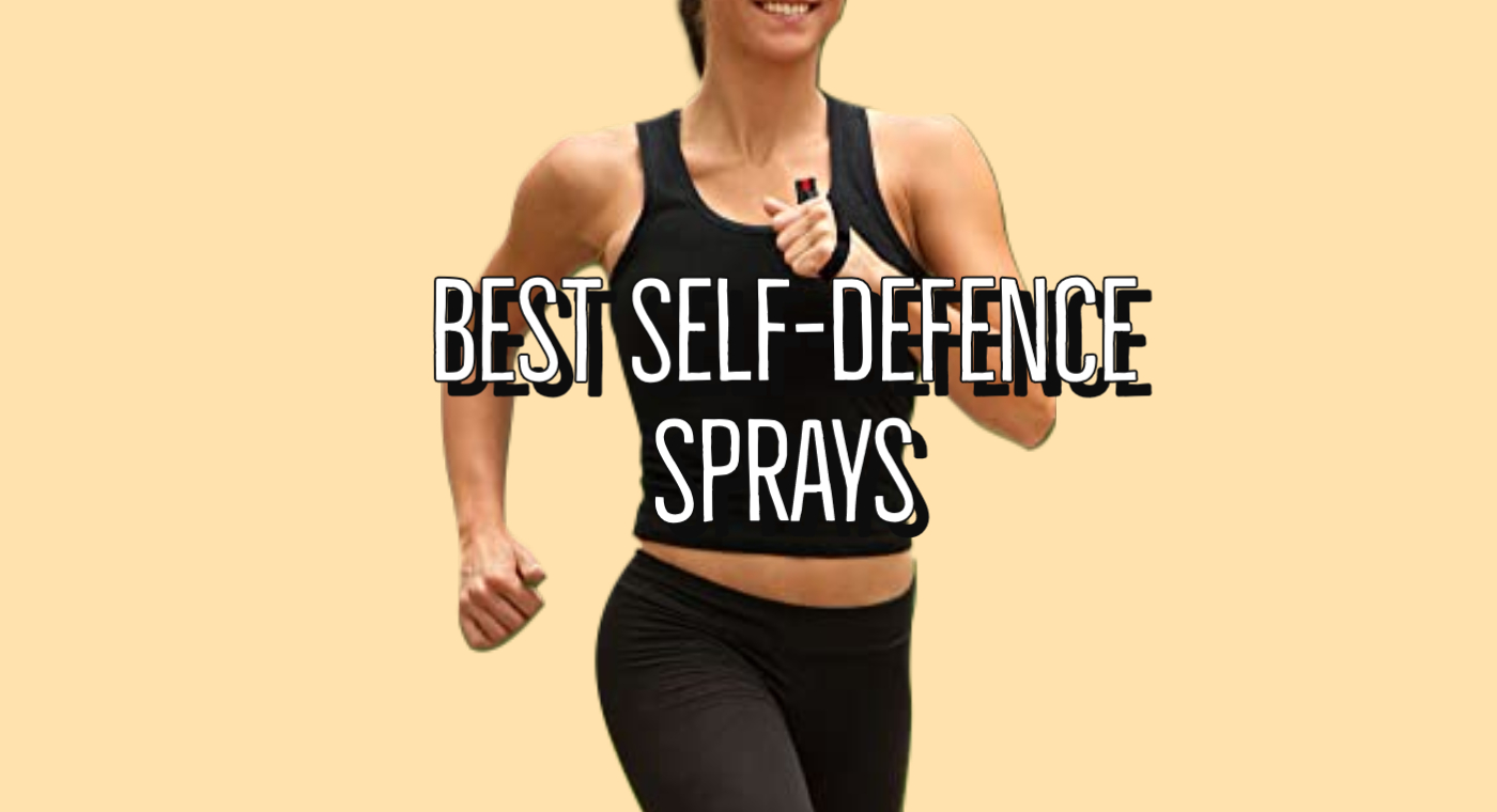 Self-Defence Sprays For Runners & Dog Walkers